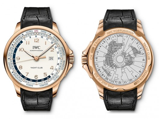 IWC Portugieser Yacht Club Worldtimer replica watch