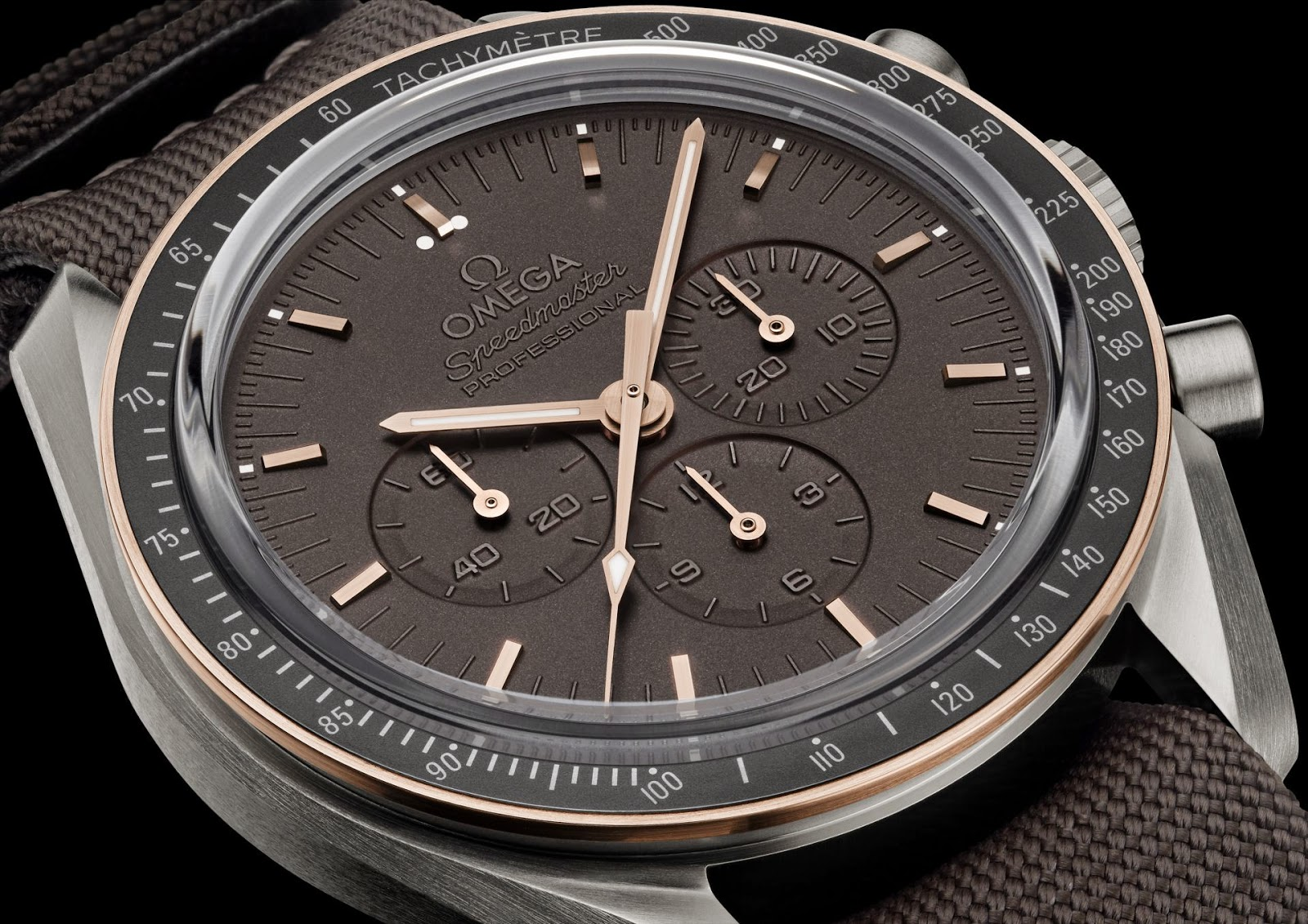 Omega Speedmaster Professional Apollo 11 replica watch