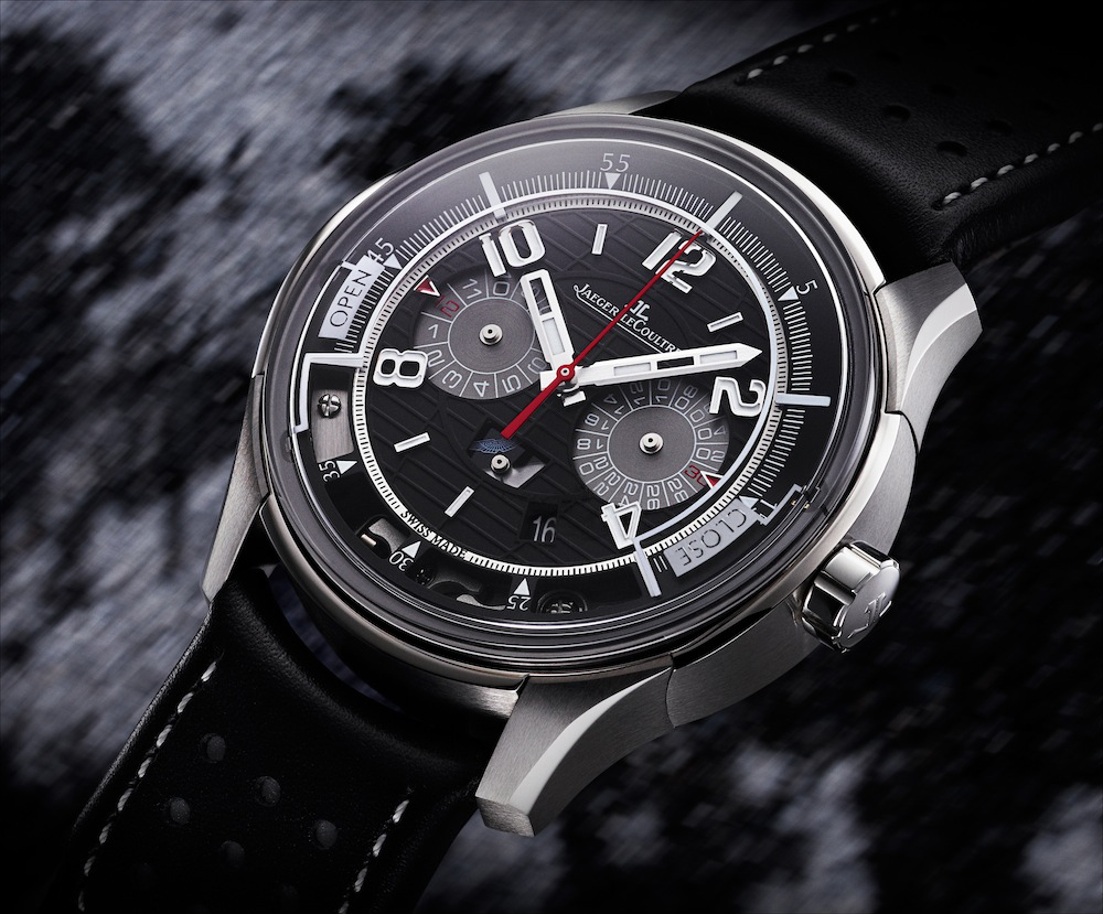 Jaeger-LeCoultre AMVOX2 Transponder replica watch