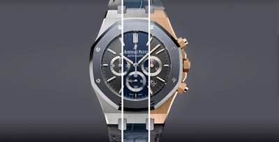 Audemars Piguet Royal Oak Leo Messi replica watch