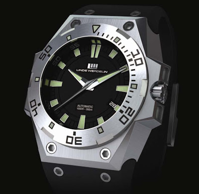 Linde Werdelin The One watch replica