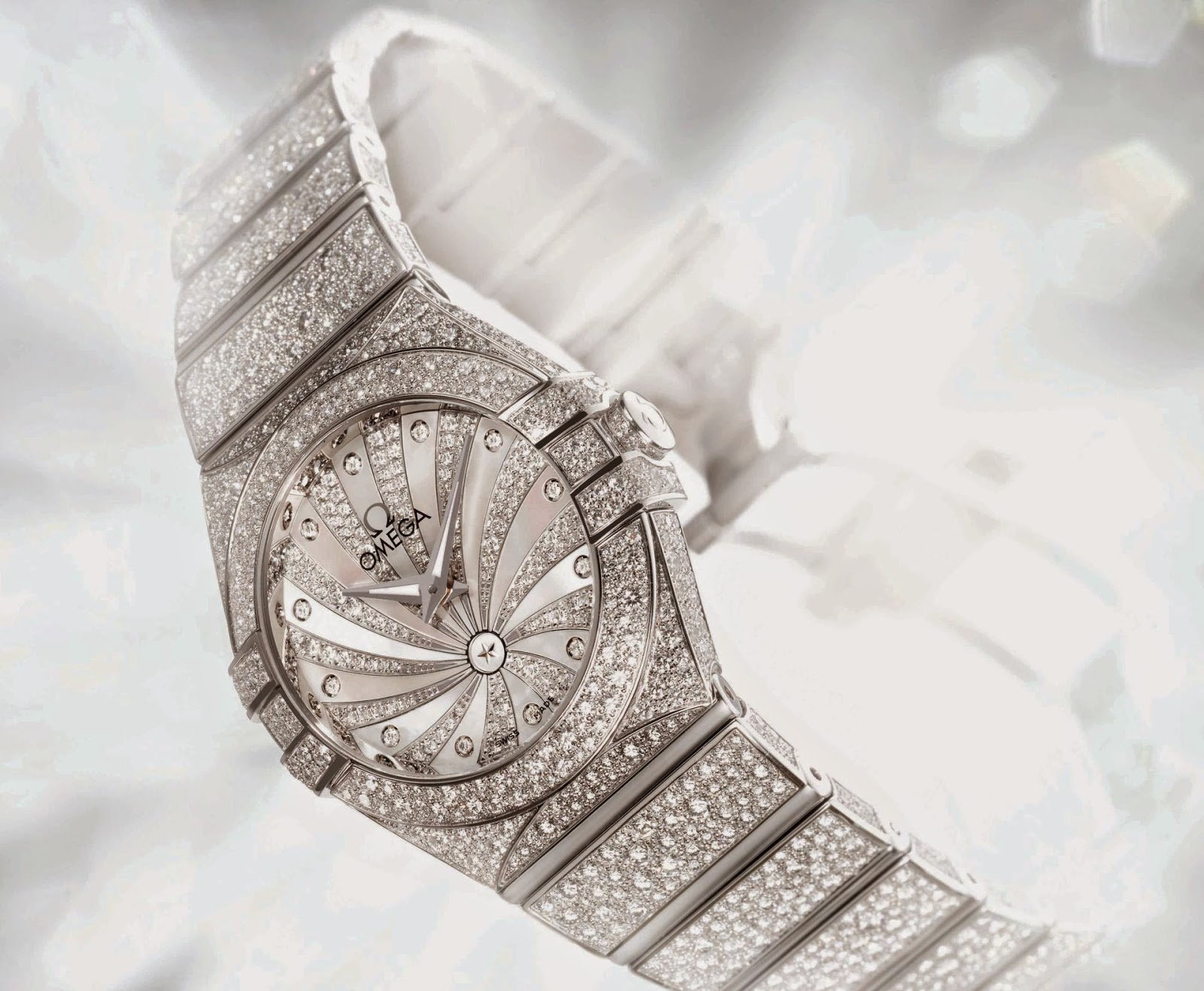 Luxury Omega Constellation Concept B watch replica