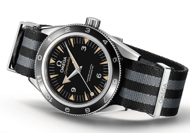 Omega Seamaster 300m Co-Axial Chronometer replica watch