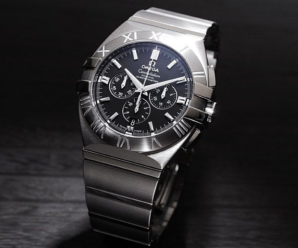 Omega Constellation Double Eagle Replica watch