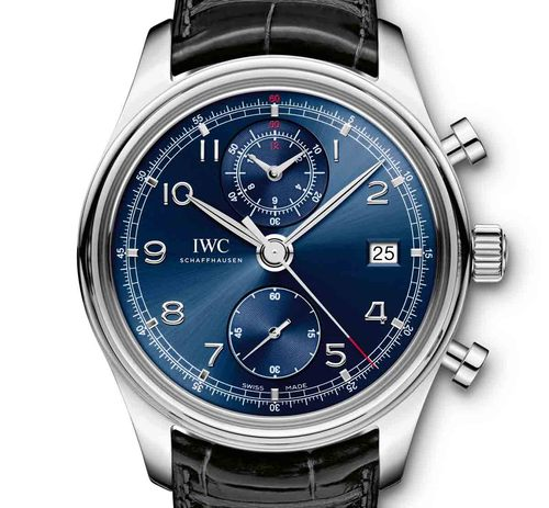 IWC Portuguese Chronograph Classic watch replica