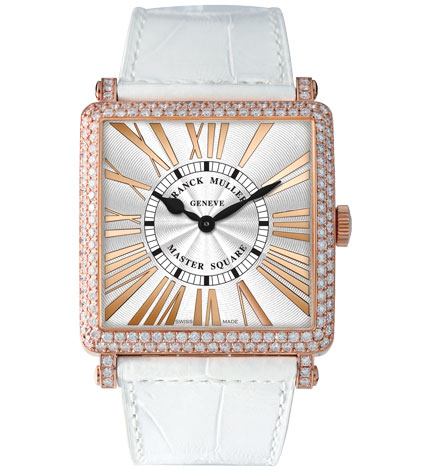 Franck Muller Master Square Diamonds replica