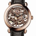 Round Franck Muller 7 Days Skeleton replica