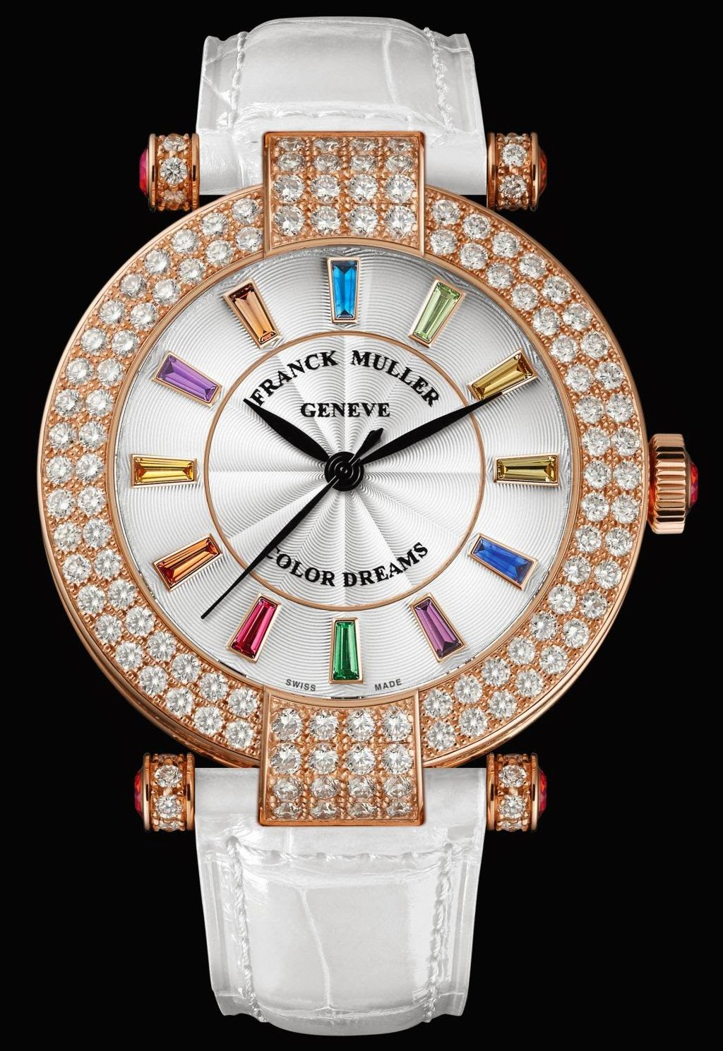 Ladies Franck Muller Color Dreams replica