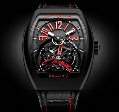 Franck Muller Vanguard Tourbillon replica