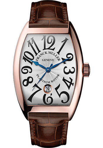 Rose Gold Franck Muller Art Deco Replica