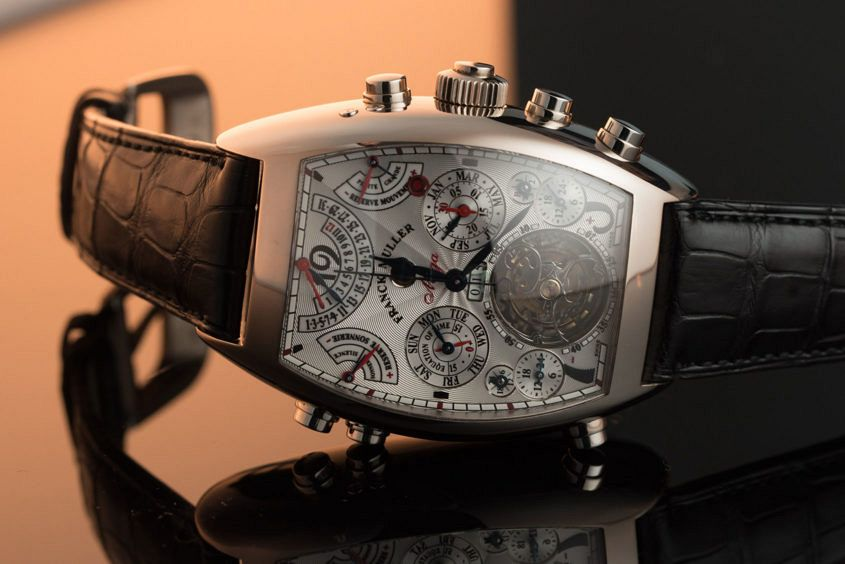 Most Complicated Franck Muller Aeternitas Mega Replica