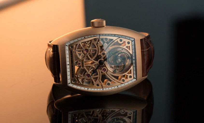 Franck Muller Thunderbolt Tourbillon Copy watches