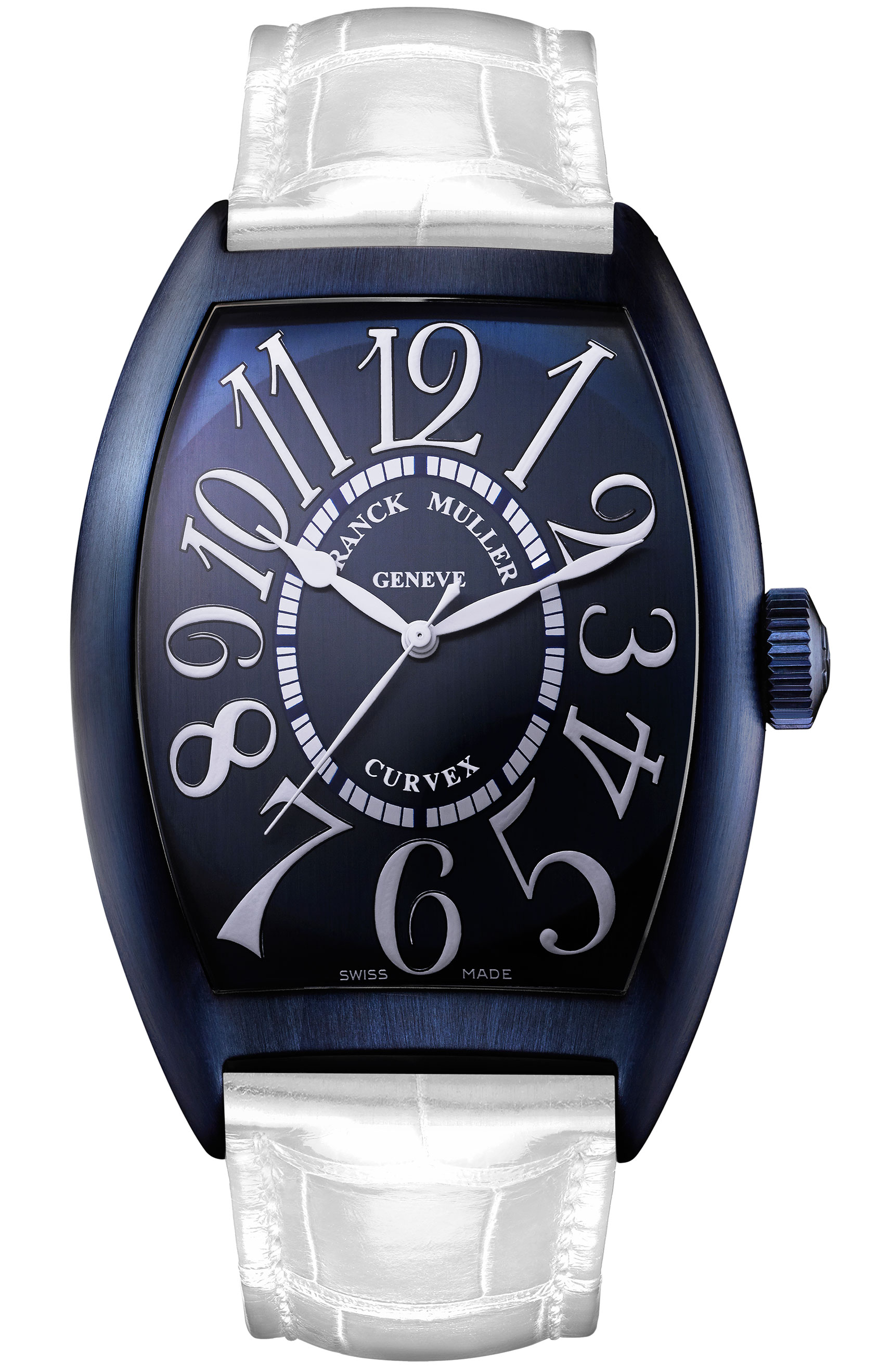 Franck Muller Crazy Hours™ Blue Dream replica watch