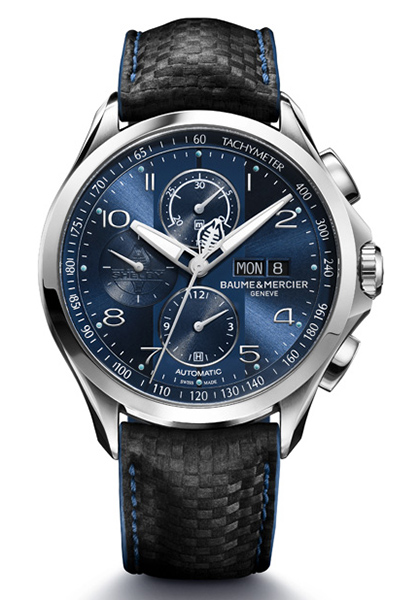 Clifton Club Shelby® Cobra Bucherer Blue Editions