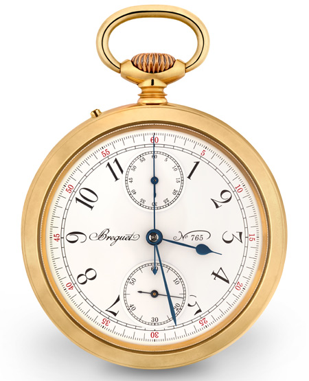 Breguet recreates Churchill's pocket Watch No 765 for 'Darkest Hour'